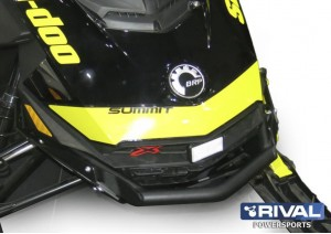 Бампер BRP Ski-doo REV GEN4 (2017-) (Summit, MXZ, Renegade, Freeride) + комплект крепежа